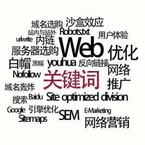 范耀祖博客,关键词的选择